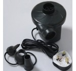 Galaxy's Mains Electric Air Pump For Quickly Inflates & Deflates All Large Volume Inflatables