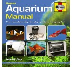 Aquarium Manual: The Complete Step-by-step Guide to Keeping Fish Reviews