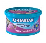 Aquarian Tropical Fish Flake Food (Pot Size: 50g)