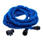 niceeshop(TM) Flexible and Expanding Garden Water Hose (Blue,5m)