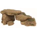 Trixie 8864 Rock Formation Aquarium Decoration 15 cm