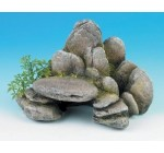 Classic Ornamental Rocky Ledge 23cm