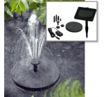 Smart Solar 045010 Solar-Spring Fountain Set Sunjet 150
