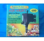 Aquarline Aquarium Power Head Water Pump Aerator Fish Tank 600L/H Reviews