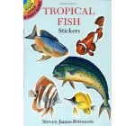 Tropical Fish Stickers (Dover Little Activity Books Stickers)