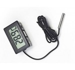 Liroyal Digital LCD Fish Aquarium Marine Vivarium Thermometer -50¡ãC to 110 ¡ãC