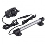 Kingsdom 57LED 50cm White Color 6000-6500K Lighting Under Water Lighting for Aquarium or Fish Tank