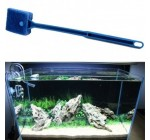 Souked Algea Flexible Glassware Blade Glass Brush Aquarium Fish Tank Cleaner