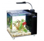 Hidom Mini Desktop Aquarium Fish Tank 15 Litre with Filter and Water pump