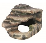 Trixie Corner Rock with Cave and Platform, 16 × 12 × 15 cm