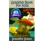 Goldfish Book For Kids: Goldfish Facts For Kids Book