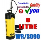Garden Knapsack Chemical Weed Pressure Sprayer 8 L Litre Water Fence Paint F15350 GMCS8 Reviews