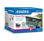 Marina Slim Aquarium Filter S10 – Hangs from Back of Tank