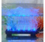 25cm Blue Air Stone Bubble Aquarium Lighting Set (Manufactured with Super Bright LED chips and ideal for any size of Fish Tank, Aquarium or Water feature) Reviews