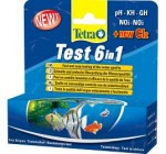 Tetra Aquarium Test Strip 6-in-1 25 Test Reviews