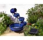 Smart Solar Neptune Ceramic Cascade Solar Water Feature Reviews
