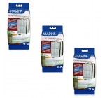 Marina I25 Replacement Cartridges A134 3 Packs of 2 BUNDLE Reviews