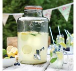 Kilner Garden Party Glass Water & Punch Drinks Dispenser (8 Litres) Reviews