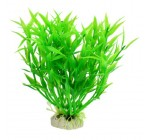 5.5″ Green Plastic Landscaping Aquatic Plant for Fishtank Aquarium