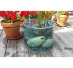 Garden Water Feature – Pop Up Pond Aquarium Pond Kit