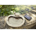 Smart Garden Dove Solar Water Fountain Feature