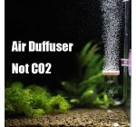 Air diffuser hang on min nano bubble counter air pump accessory aquarium fish tank oxygen silent quiet no noise Reviews
