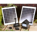1550LPH Solar Fountain / Water Feature Pump