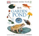 RHS Garden Pond Ultimate Sticker Book (Ultimate Stickers) Reviews