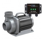Jebao TSP-20000 Electronic Adjustable Variable Flow Pond Water Pump with External Controller, Marine or Fresh Water