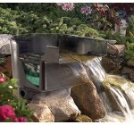 Pond Waterfall Stream 43 CM Wide incl. Filter system Pond Filter