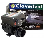 Cloverleaf Pond Heater 1kW – Weatherproof & Adjustable Temperature