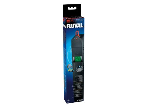Fluval E 200w Advanced Electronic Heater