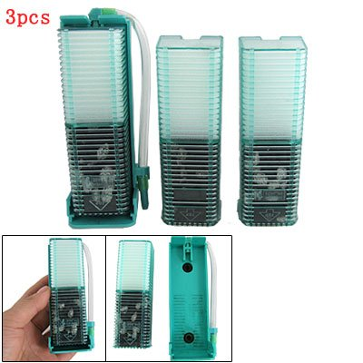 3Pcs Plastic Aquarium Fish Tank Water Filter Purified Reviews