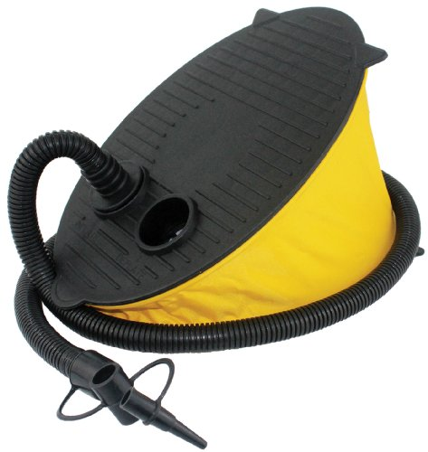 Yellowstone Foot Pump – 5 Litre