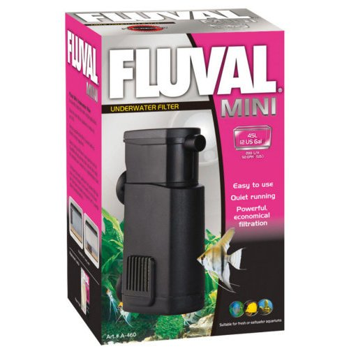 Fluval Mini Underwater Filter 200LPH