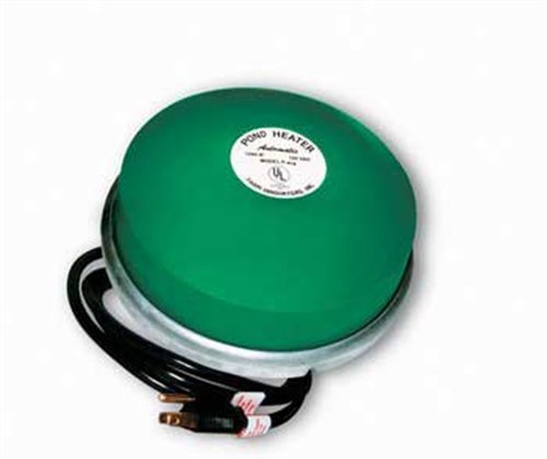Farm Innovators 1250 Watt Premium Cast Aluminum Floating Pond De-Icer P-418