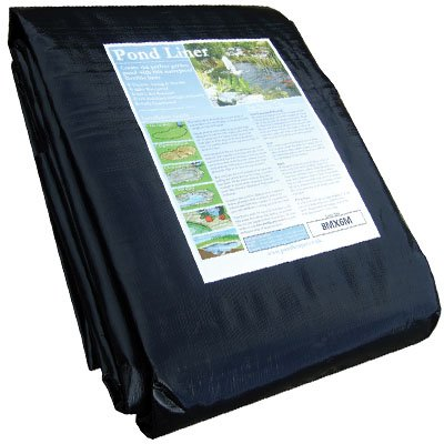 Pond Liner 5x4m with 25yr guarantee