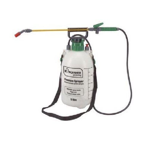 5L Pump Action Pressure Sprayer – use with water, fertilizer or pesticides Reviews