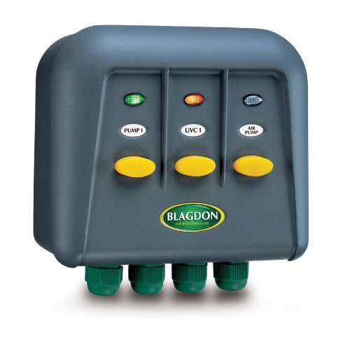 Blagdon PowerSafe 3-Outlet Switchbox Reviews