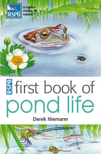 RSPB First Book of Pond Life