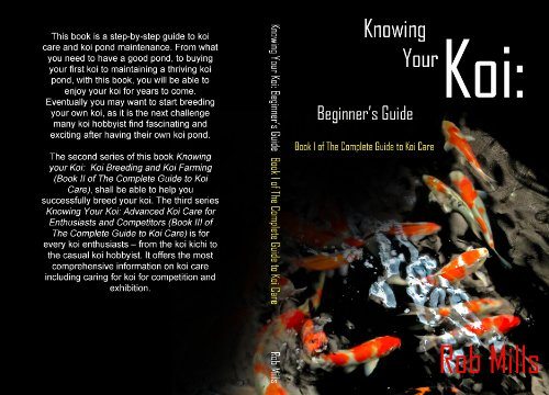 Knowing Your Koi (Best way's to keeping Koi Carp)