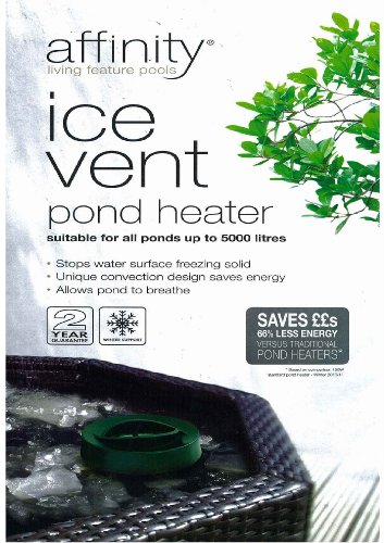 Blagdon Pond and Affinity Ice Vent Heater Reviews