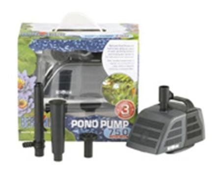 Bermuda 750 Pond Pump – 750 litre Reviews
