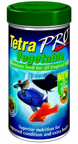 Tetra Pro Vegetable Premium Food for Tropical Fish 81g 81g