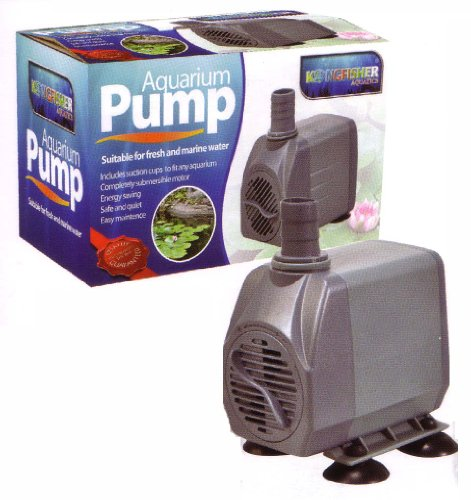 Kingfisher 15.8watt Pond Pump Reviews