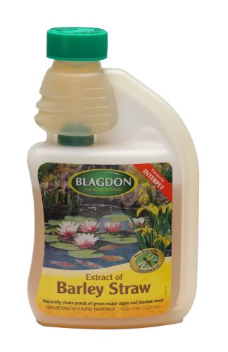 Blagdon 250ml Barley Straw Extract – Natural Algae Treatment for your Pond
