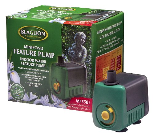 Blagdon 550i Indoor 3m Mini Pond Feature Pump
