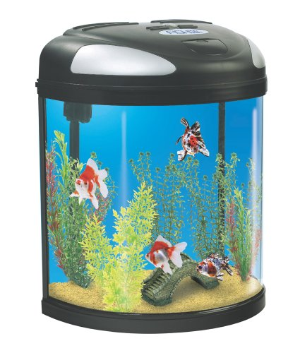 Interpet Fish Pod Moon Glass Aquarium – Fish Pod Moon 39 Litre Reviews