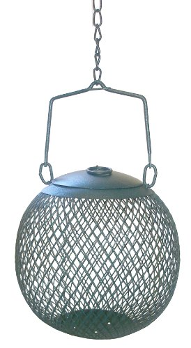 No/No GSB00344 Green Seed Ball Wild Bird Feeder