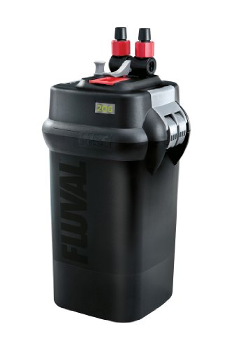 Fluval 206 External Filter for aquariums up to 200L